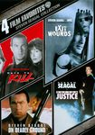 Steven Seagal: 4 Film Favorites [4 Discs] (dvd) 4097065
