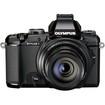 Olympus - Stylus 1 12.0-Megapixel Digital Camera - Black