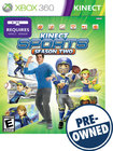 Kinect Sports: Season Two — PRE-OWNED - Xbox 360