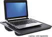 LapGear - Lap Desk - Black