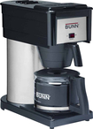 Bunn - Velocity Brew High Altitude 10-cup Coffeemaker - Black 4113647