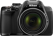 Nikon - Coolpix P530 16.1-Megapixel Digital Camera - Black