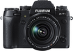 Fujifilm - X-t1 Mirrorless Camera With 18-55mm Lens - Black