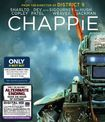 Chappie [includes Digital Copy] [blu-ray] [ultraviolet] [only @ Best Buy] 4124037