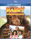Harry And The Hendersons [includes Digital Copy] [ultraviolet] [blu-ray] 4130306