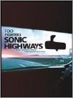 Sonic Highways (DVD) (4 Disc)