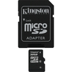 Kingston Technology - 32GB microSD High Capacity (microSDHC) Card