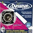 "Dynamat - Xtreme 10"" x 10"" Speaker Dampening Sheets (2-Pack) - Aluminum/Black"