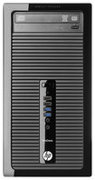 HP - ProDesk 405 G1 Desktop - AMD A4-Series - 4GB Memory - 500GB Hard Drive - Black