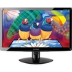 "ViewSonic - 19"" Widescreen Flat-Panel LED Monitor - Black"