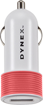 Dynex™ - USB Vehicle Charger - Cayenne