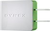 Dynex™ - USB Wall Charger - Green