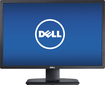 "Dell - UltraSharp 24"" Widescreen Flat-Panel IPS LED HD Monitor - Black"