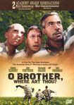 O Brother, Where Art Thou? (dvd) 4155194