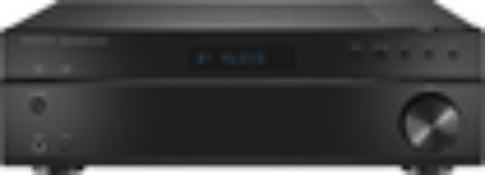 Insignia™ - 200W 2.0-Ch. Stereo Receiver - Black