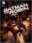Batman vs. Robin (DVD) 2015