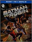 Batman vs. Robin (Blu-ray Disc) (2 Disc) (Ultraviolet Digital Copy) 2015