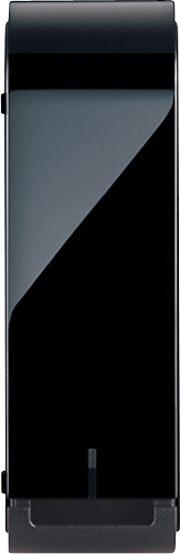 Buffalo Technology - DriveStation Axis Velocity 3TB External USB 3.0/2.0 Hard Drive - Black