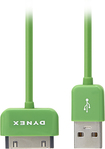 Dynex™ - 3' Apple® 30-Pin Cable - Green
