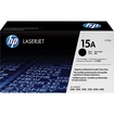 HP - 15A Black Original LaserJet Toner Cartridge - 2500 Pages Yield - Black
