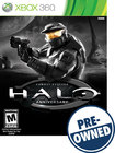 Halo: Combat Evolved Anniversary — PRE-OWNED - Xbox 360