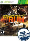 Need for Speed: The Run — PRE-OWNED - Xbox 360