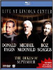 The Dukes of September: Live from Lincoln Center - Blu-ray Disc (Enhanced Widescreen for 16x9 TV) 2012
