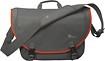 Lowepro - Passport Laptop Messenger Bag - Gray/Orange