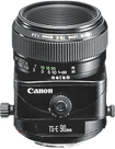 Canon - Ts-e 90mm F/2.8 Tilt-shift Lens - Black
