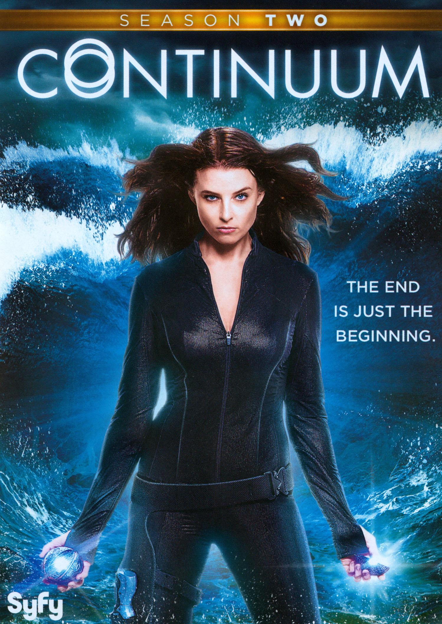 Continuum: Season Two [3 Discs] (dvd) 4196098