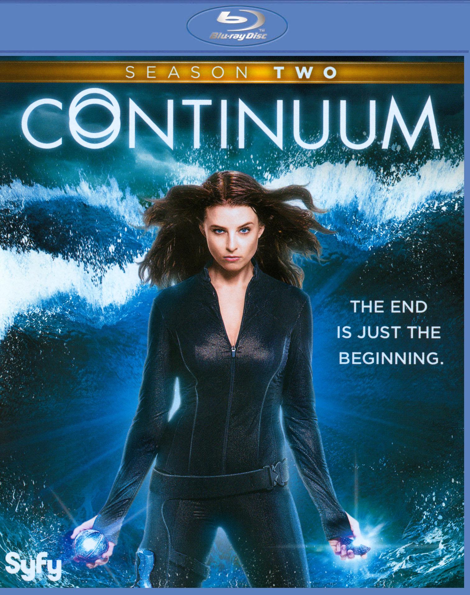 Continuum: Season Two [3 Discs] [blu-ray] 4196103