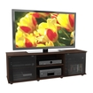 """Sonax - TV Stand for TVs Up to 68"""" - Maple"""