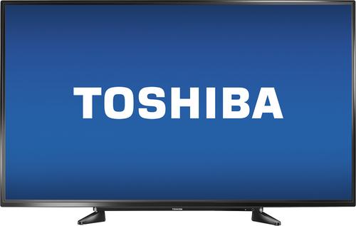 """Toshiba 55"""" Class (54.6"""" Diag.) LED 1080p HDTV Black 55L310U"""