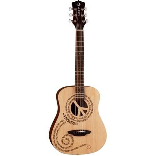 Luna Guitar - Safari Acoustic Guitar