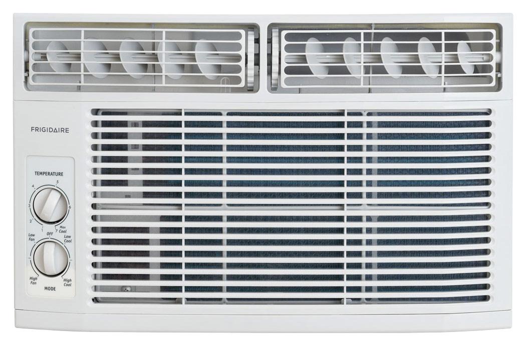Frigidaire - 8,000 BTU Window Air Conditioner - White