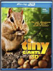 Tiny Giants (Blu-ray 3D) (2 Disc) 2014