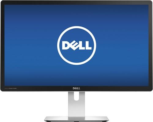 Dell - UltraSharp UP2715K 27 IPS LED 5K UHD Monitor - Black