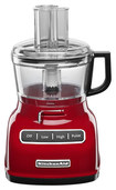 KitchenAid - 7-Cup Food Processor - Empire Red