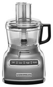 Kitchenaid - 7-cup Food Processor - Contour Silver 4212163