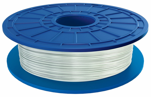 Dremel - 1.75mm PLA Filament 1.1 lbs. - Natural White Translucent