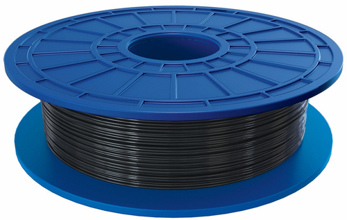 Dremel - 1.75mm PLA Filament 1.1 lbs. - Deep Black