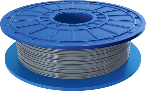 Dremel - 1.75mm PLA Filament 1.1 lbs. - Silver Spoon