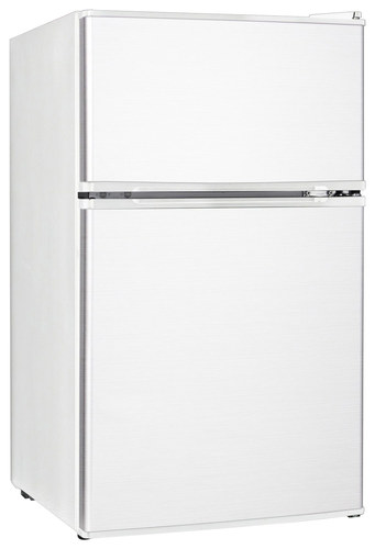 Keystone - 3.1 Cu. Ft. Compact Refrigerator - White