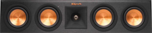 Klipsch - Reference Premiere HD Wireless Center-Channel Speaker - Black/Copper (Black/Brown)