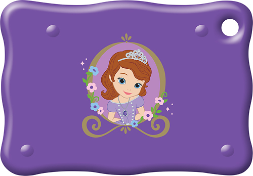 PDP - Princess Sofia Kids Case for Select Apple® iPad® Models - Pink