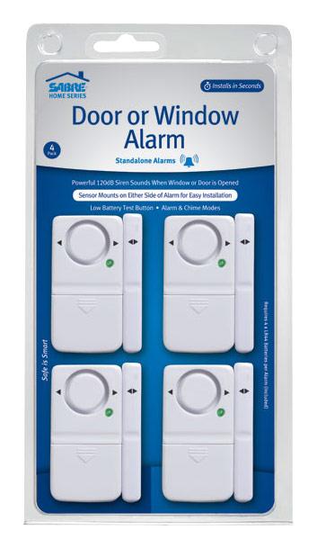 Sabre - Door/window Alarms  - White