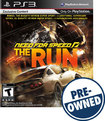 Need For Speed: The Run — PRE-OWNED - PlayStation 3