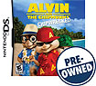 Alvin And The Chipmunks: Chipwrecked - Pre-owned - Nintendo