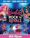 Barbie In Rock 'n Royals [includes Digital Copy] [ultraviolet] [blu-ray/dvd] [2 Discs] 4224700