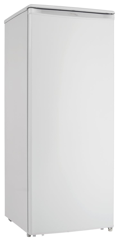 Danby - 8.5 Cu. Ft. Upright Freezer - White